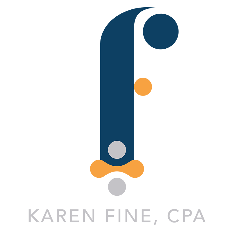 karen-fine-certified-public-accountant-litigation-support-charleston-sc-logo-gray-type-min